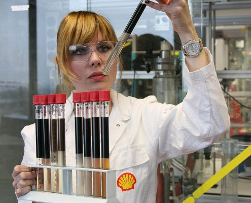 testiranje shell ulja