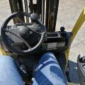 Kabina viljuškara sa hidrauličnim ručicama - minilever