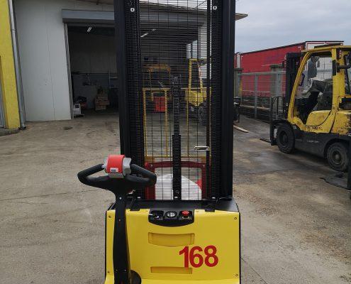 Hyster električni staker 1600 kg
