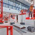 Platforma za obavljanje građevinskih radova