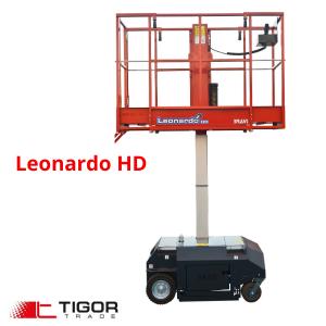 Leonardo platforma