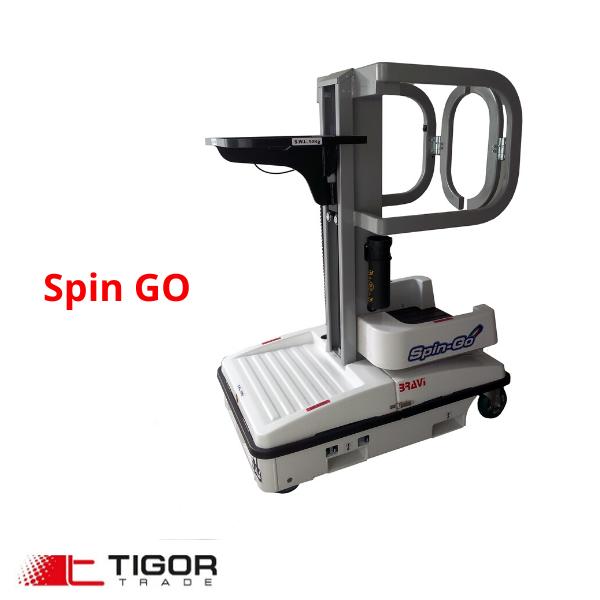 Spin GO platforma