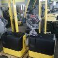 Elektro staker za magacine 1000 kg nosivosti